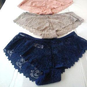 Women's Lace Lingerie Underwear